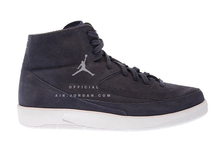 Thunder Blue Air Jordan 2 Decon