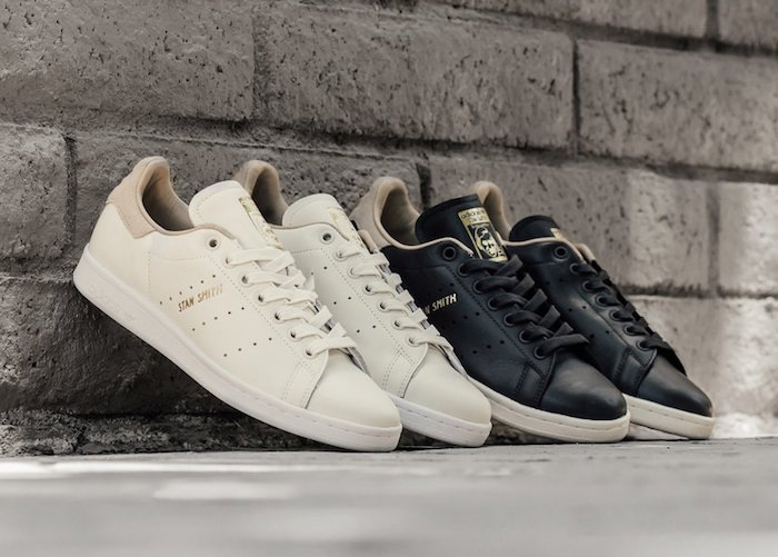 adidas Stan Smith Lux Leather Collection