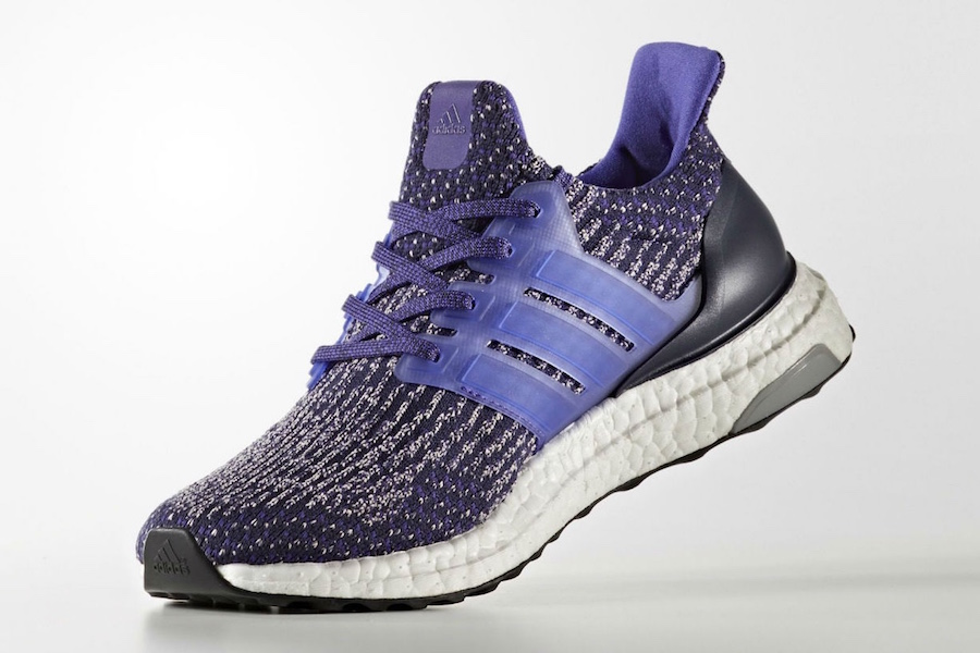 adidas Ultra Boost 3.0 Purple Energy Noble Ink
