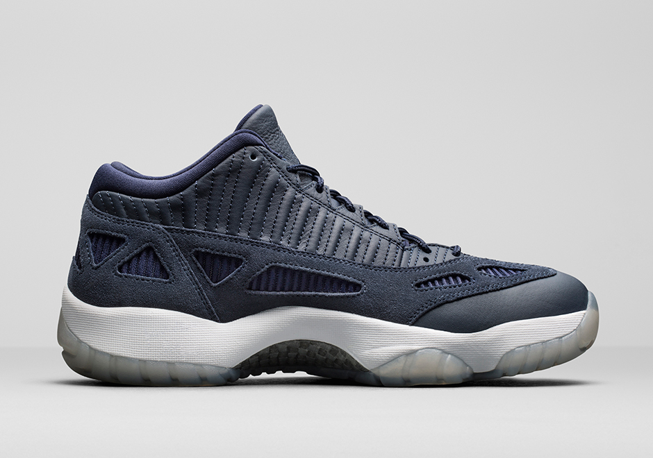 Air Jordan 11 Low IE Midnight Navy Release Date