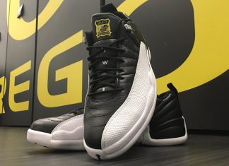 Oregon Ducks Air Jordan 12 Low Track and Field