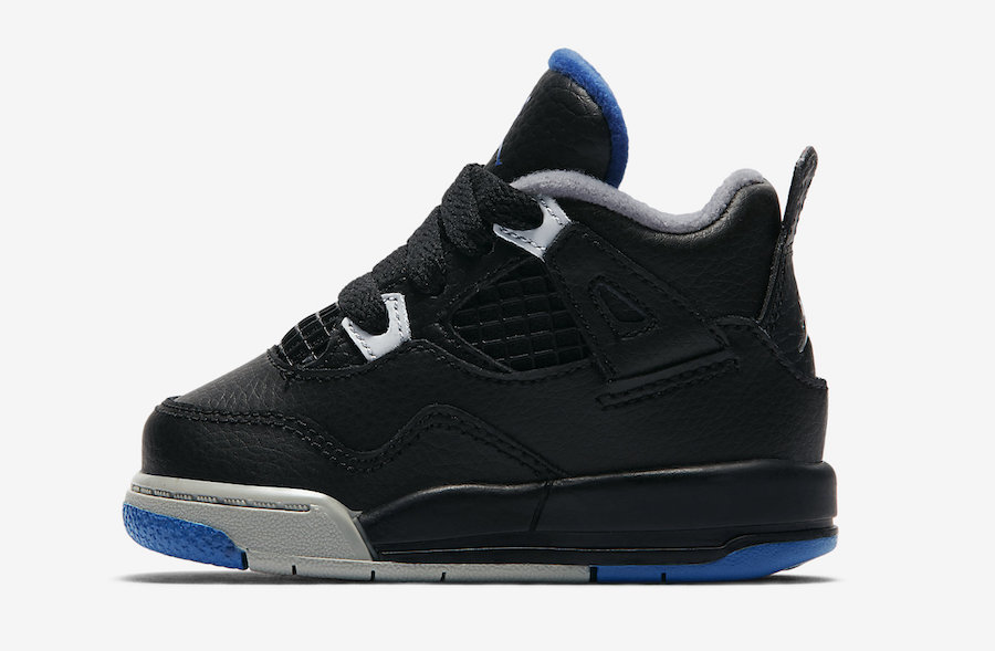 Air Jordan 4 Motorsport Away Game Royal Release Date