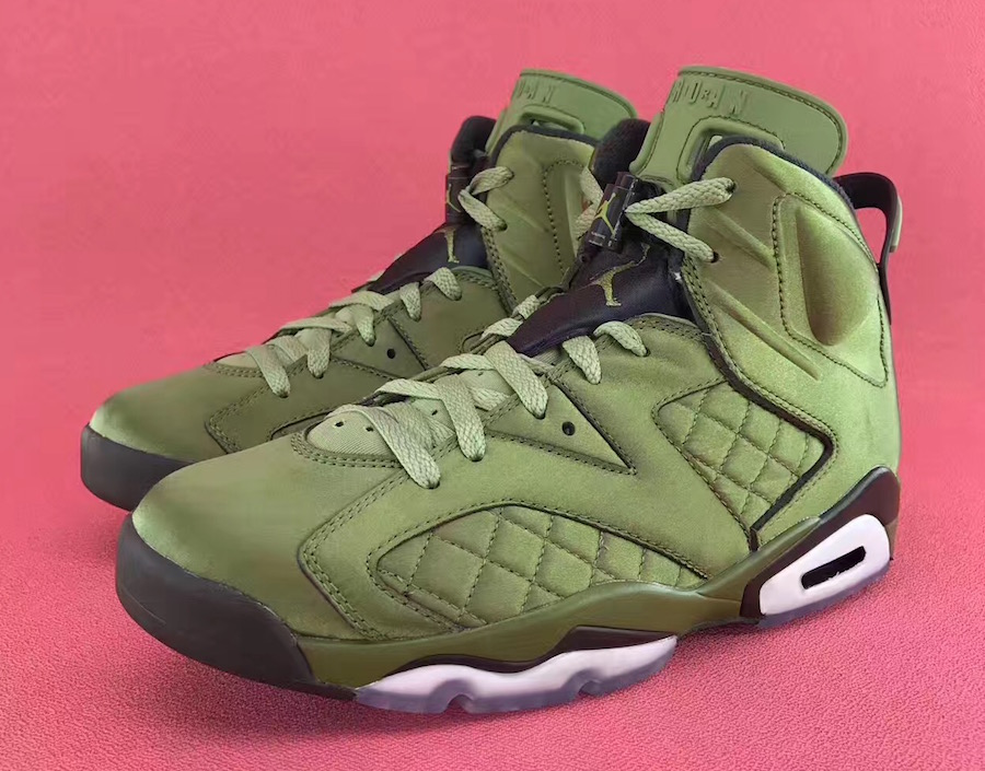 Air Jordan 6 SNL Flight Jacket