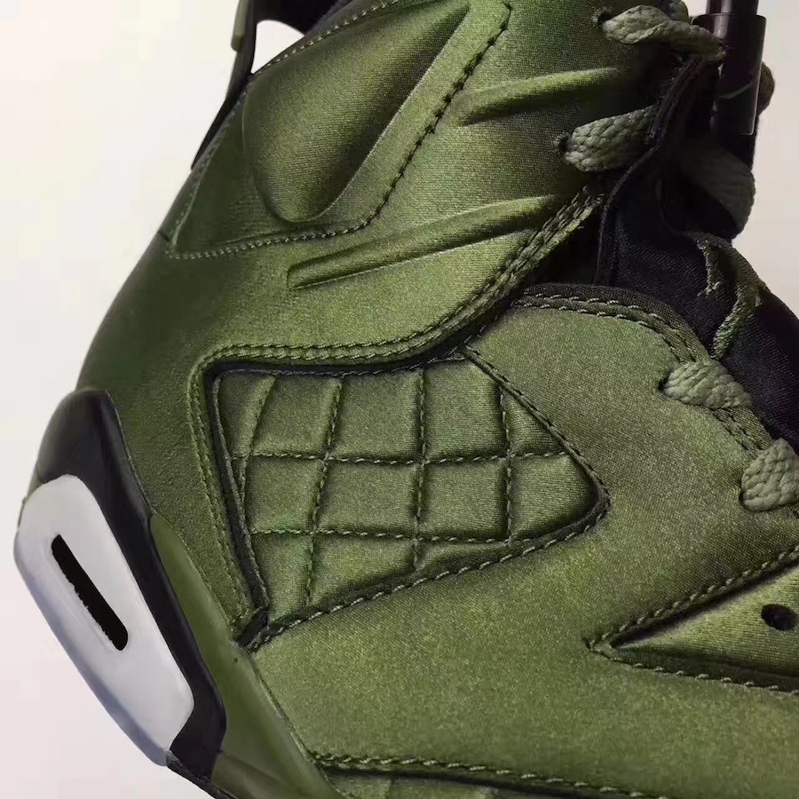 Air Jordan 6 Pinnacle Flight Jacket