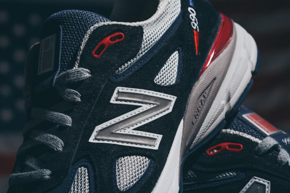 DTLR x New Balance 990 Stars and Stripes