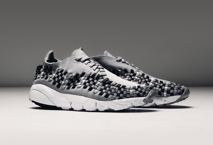 Nike Air Footscape Woven NM Wolf Grey