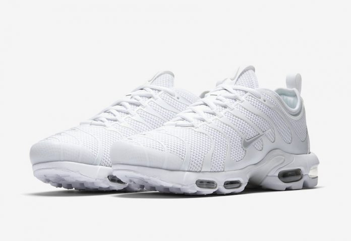 air max plus tn ultra triple white