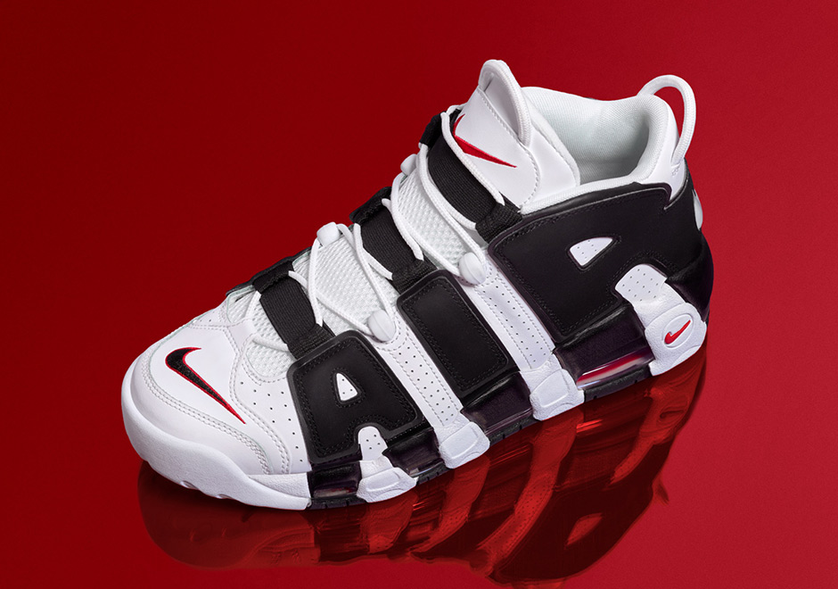 Nike Air More Uptempo Scottie Pippen Release Info