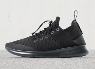 Nike Free RN Commuter 2017 Triple Black