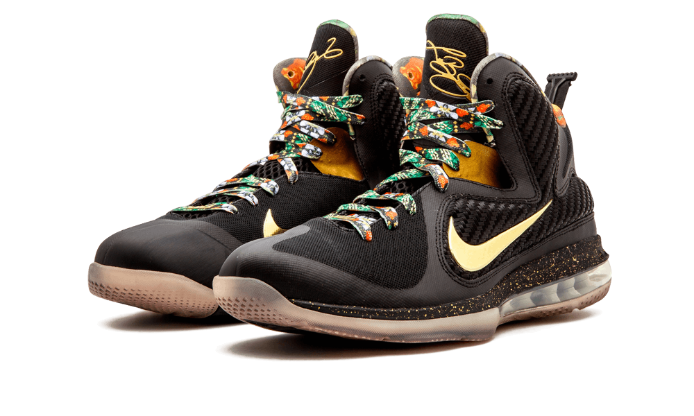 Nike LeBron 9 Watch The Throne What The LeBron - Sneaker Bar Detroit d10e2ec0e