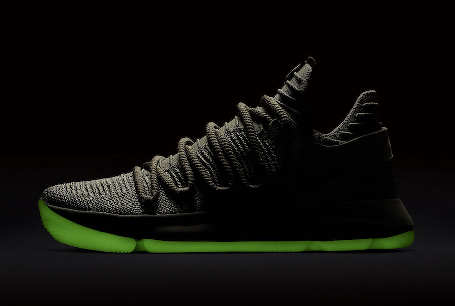 NikeLab KD 10 Glow in the Dark