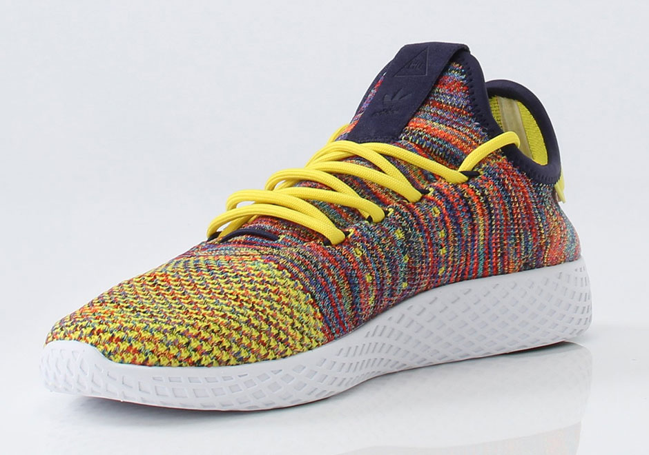 e10c5b0106afe Pharrell x adidas Tennis Hu Summer 2017 Release Date Price  130 Style Code   BY2671 (