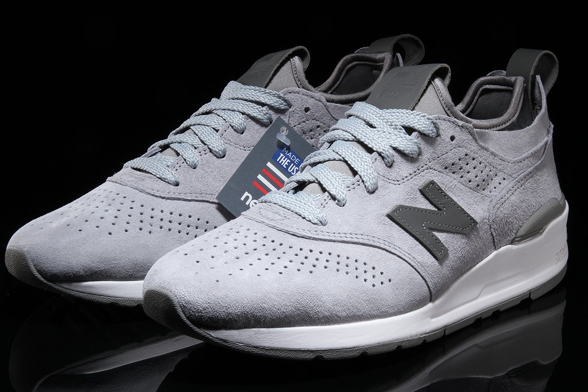 New Balance 997 Deconstructed Grey
