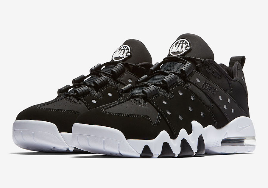 Nike Air Max2 CB 94 Low Black White 917752-001