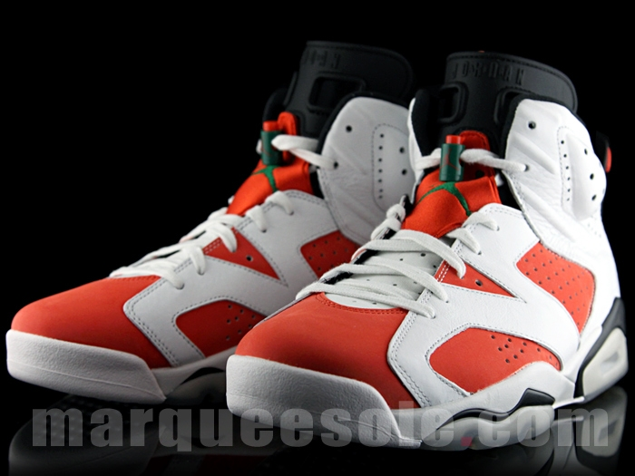 Gatorade Air Jordan 6 Be Like Mike 384664-145