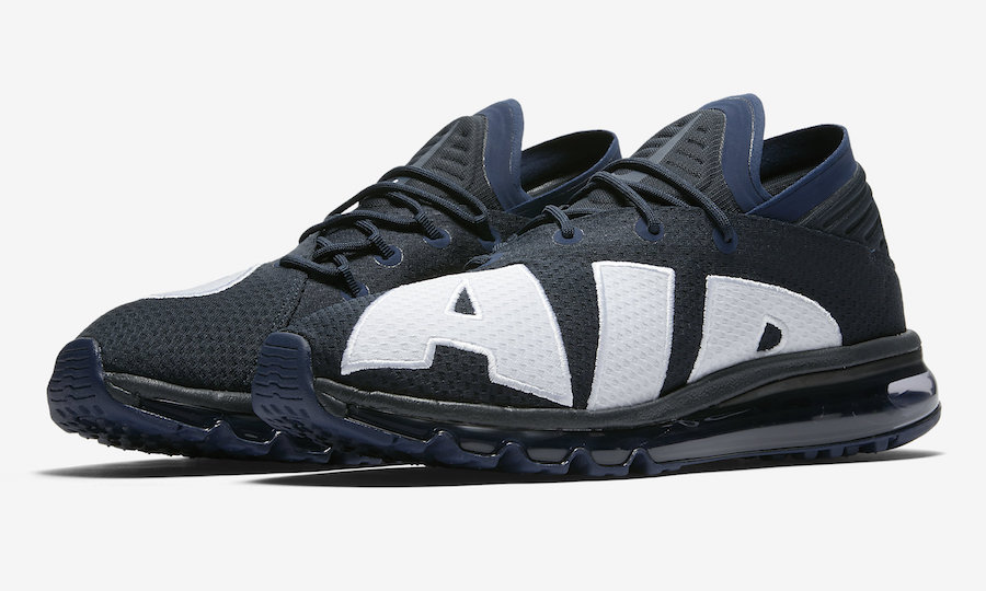 Nike Air Max Flair Dark Obsidian 942236-400