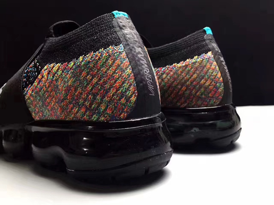 Nike Air VaporMax Strap Multicolor 883275-400