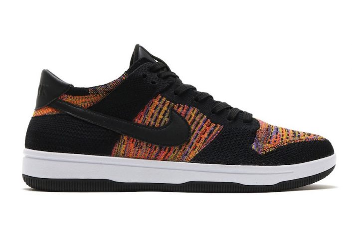 """a45c010e0013 Nike Dunk Low Flyknit """"Multicolor"""" Coming Soon ..."""