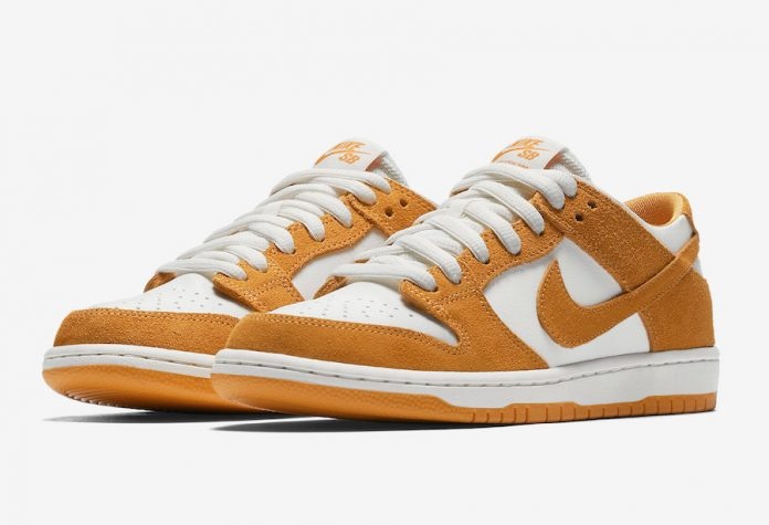 Nike SB Dunk Low Circuit Orange 854866-881
