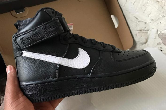 VLONE x Nike Air Force 1 High London Exclusive