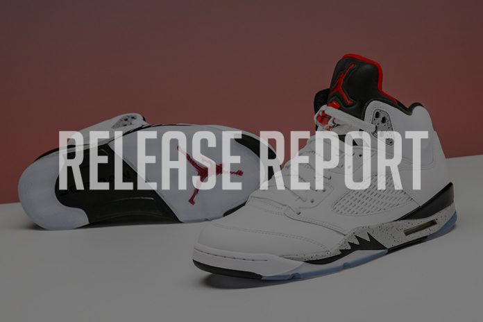 a7a1f597983c Release Report August 3 5 2017 - Sneaker Bar Detroit