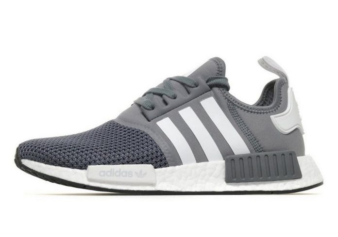 factory price 0234b e5c3b adidas NMD R1 Dark Grey White JD Sports - Sneaker Bar Detroit