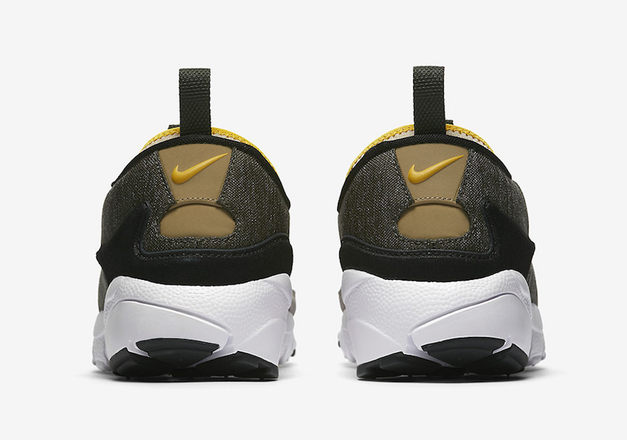 official photos 299ce d5d61 Nike Air Footscape Mineral Gold 852629-301. Nike Air Footscape NM Sequoia  ...