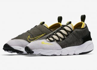 Nike Air Footscape NM Mineral Gold