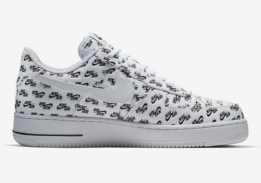 Nike Air Force 1 Low All Over Logo Pack