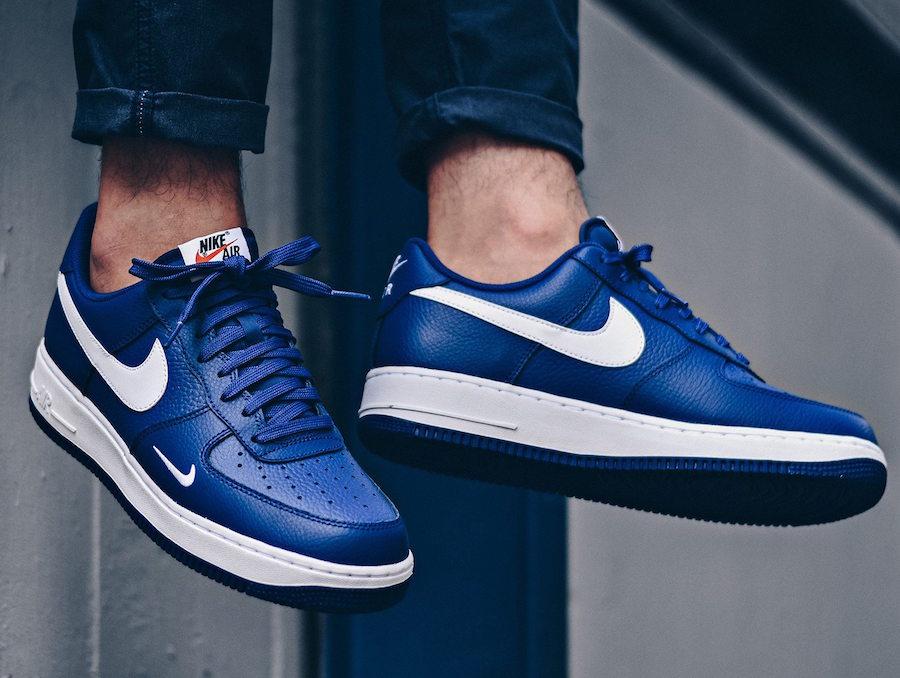 Nike Air Force 1 Low Royal Blue 820266-406