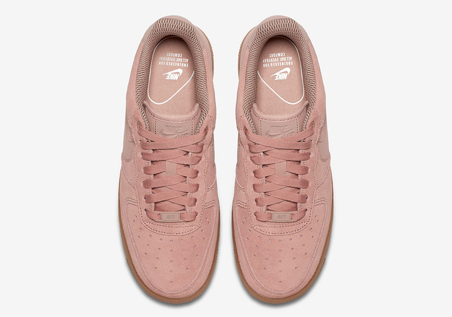 Nike Air Force 1 Low Particle Pink AA0287-600
