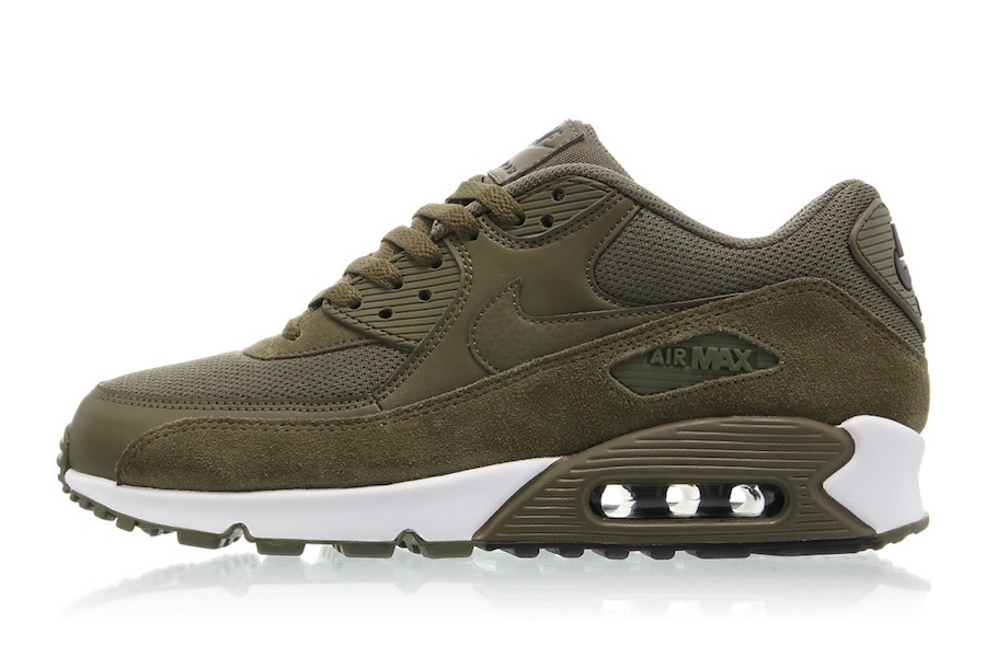 air max 90s olive