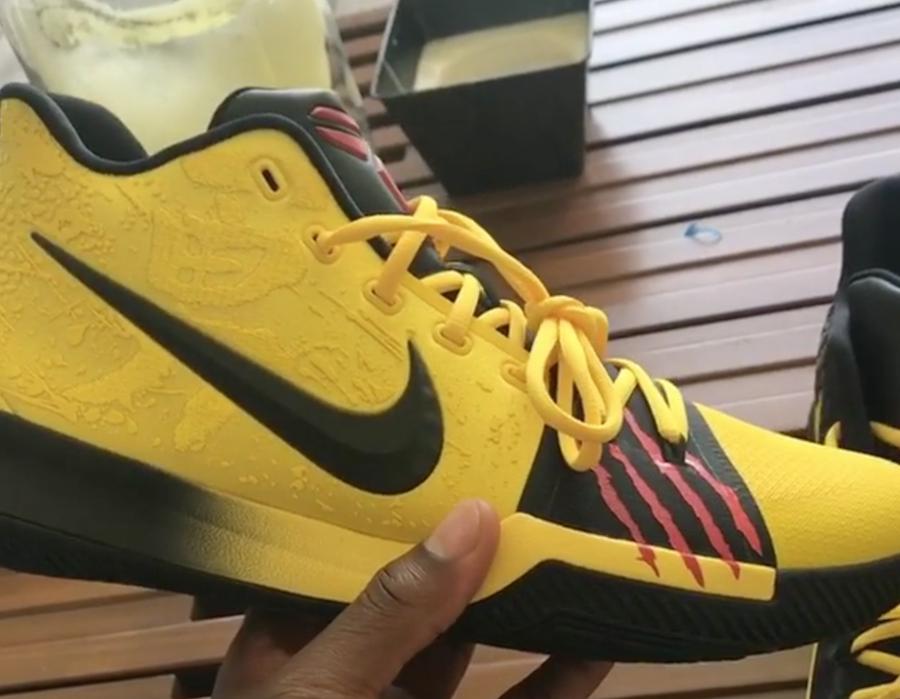 Nike Kyrie 3 Bruce Lee