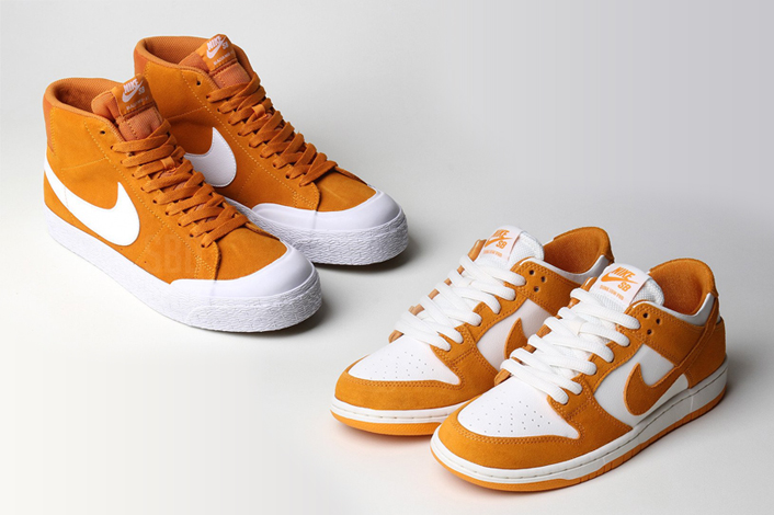 Nike Blazer Mid Circuit Orange