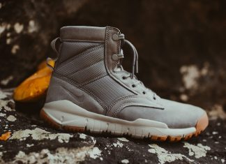 Nike SFB 6 Inch NSW Leather River Rock