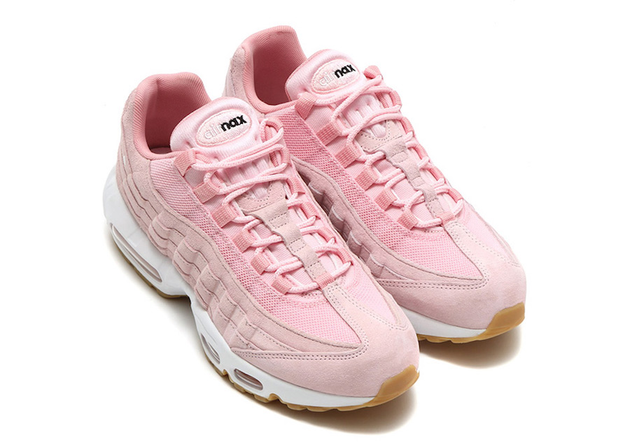 sneakers for cheap d60b2 533bc Nike Air Max 95 Prism Pink 919924-600