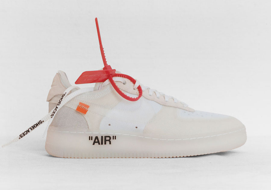 OFF-WHITE Nike Air Force 1