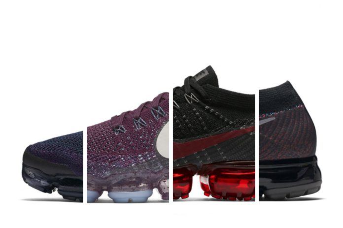 Nike VaporMax Fall Winter 2017 Collection