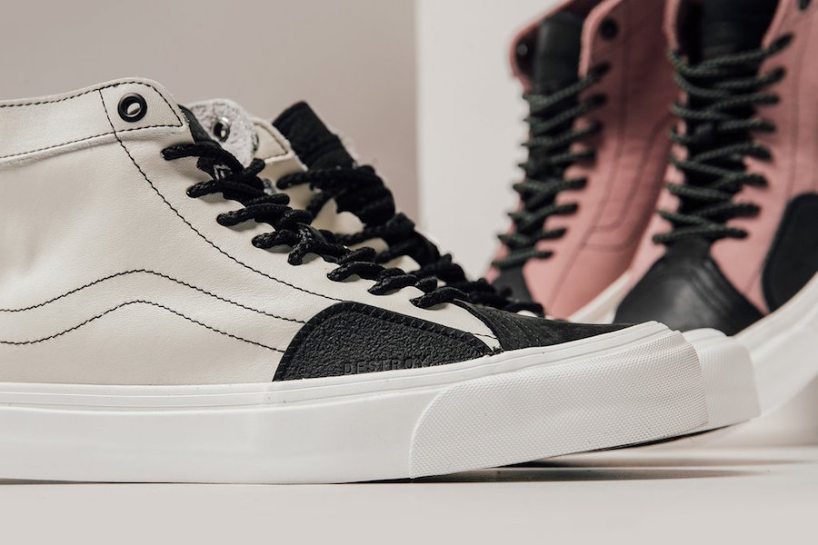 Vans Vault Taka Hayashi Collection