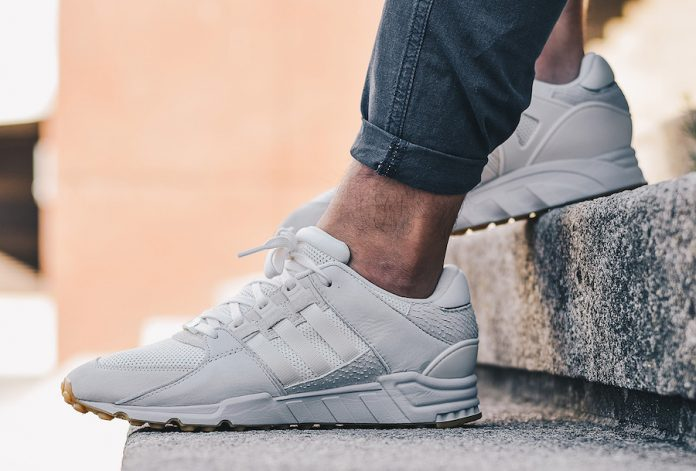 adidas EQT Support RF Chalk White Gum