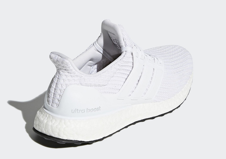 adidas Ultra Boost 4.0 White BB6168