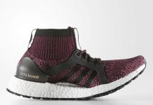 adidas Ultra Boost X ATR Mystery Ruby BY1678