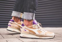 Diadora V7000 Alpine Pack Warm Sand