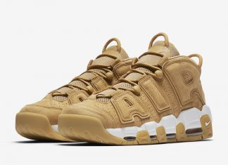 Nike Air More Uptempo Wheat Flax AA4060-200