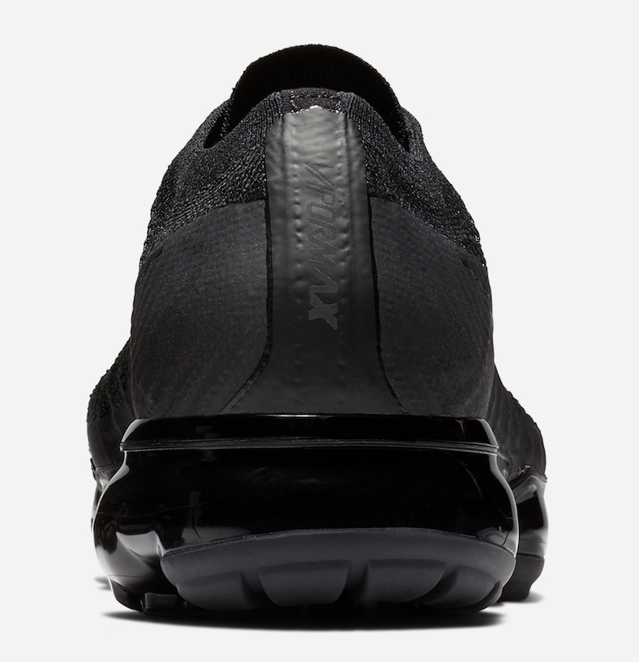 official photos b7c58 80a3d Nike VaporMax Triple Black 2.0 849558-011 - Sneaker Bar Detroit
