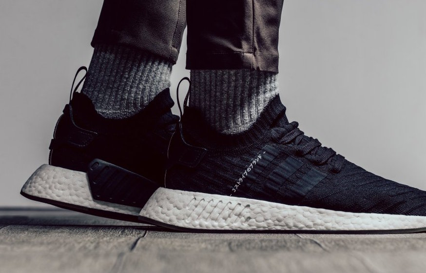 adidas NMD R2 PK Japan Core Black BY9696