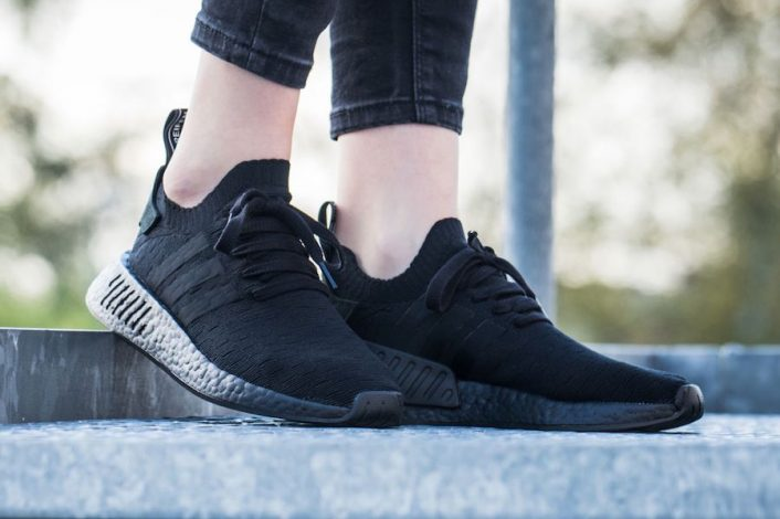 adidas NMD R2 Black BY9525