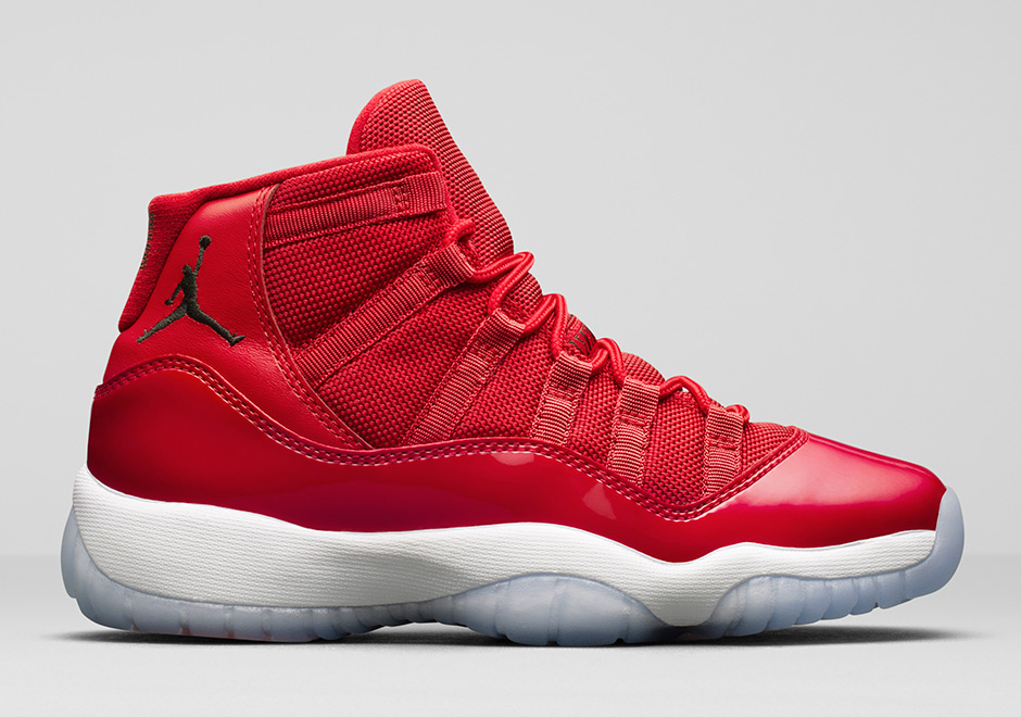 Air Jordan 11 Win Like 96 Chicago 378037-623 - Sneaker Bar Detroit 15b89be11