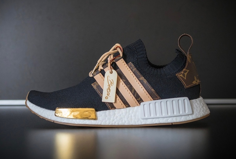 Craig David Louis Vuitton adidas NMD