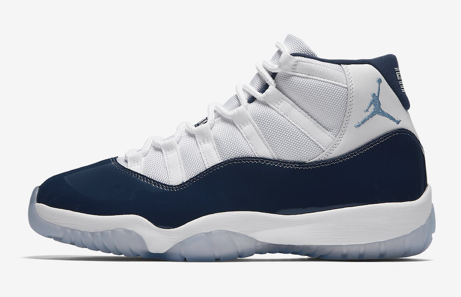 Air Jordan 11 Win Like 82 Navy 378037-123